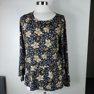 THE LIMITED blouse size MEDIUM
